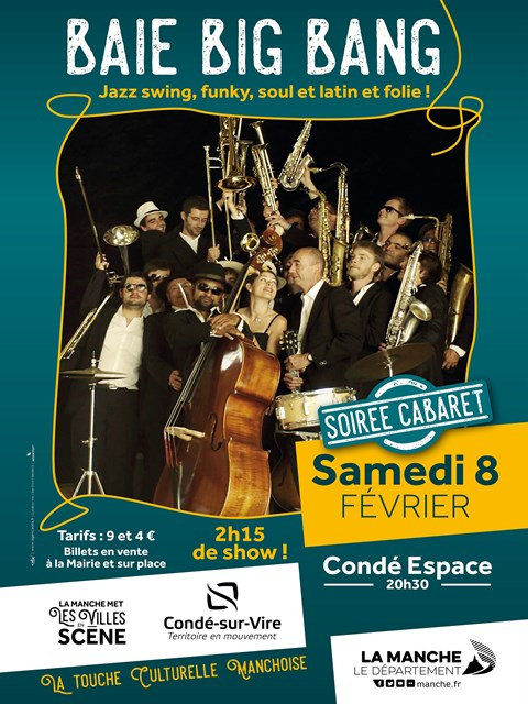 Concert : Baie Big Band