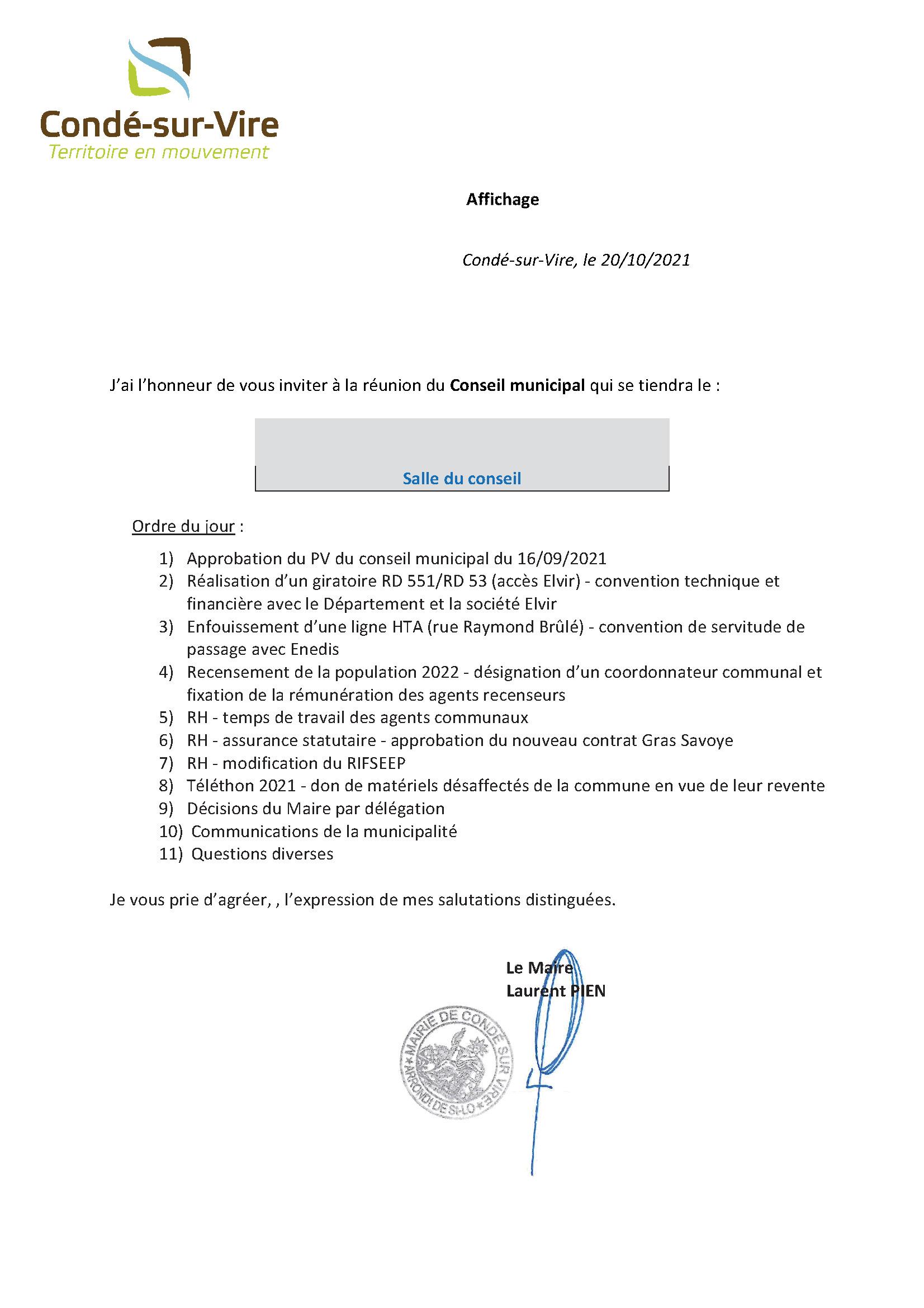 Convocation CM 2021 11 04 affichage12